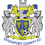 Logo týmu Stockport