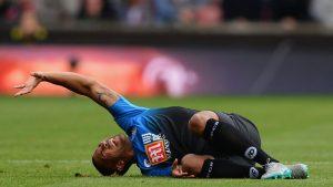 Zranění - Anglie Premier League