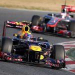 Strategie sázení na F1