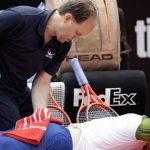 Sázení na tenis – Forma, fyzická kondice a zranění
