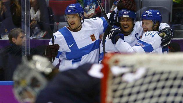 ZOH - Hokej - USA vs. Finsko