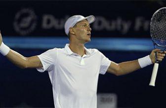Berdych v Indian Wells končí, vyřadil ho Bautista