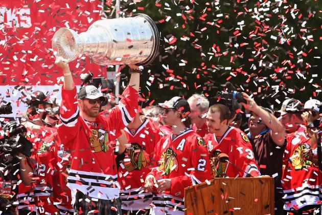 5 nejčastějších chyb sázkařů při sázení na finále NHL