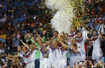 MS 2014 – Report č. 9, Německo prožívá zlatý sen!