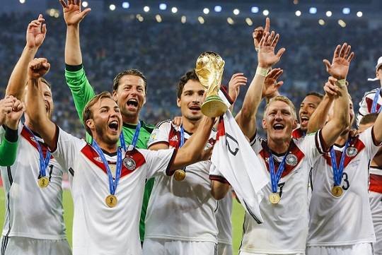 6 věcí, které můžete dělat po skončení fotbalového MS 2014