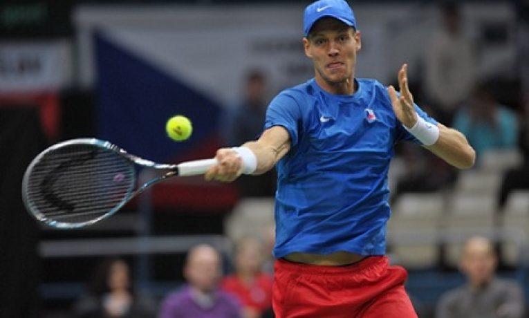 Sázení na semifinále Davis Cupu – Postoupí ČR přes Francii?
