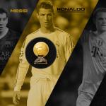 Sázení na vítěze Zlatého míče 2014