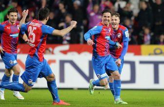 Mistrem fotbalové ligy bude letos Plzeň, čekají bookmakeři