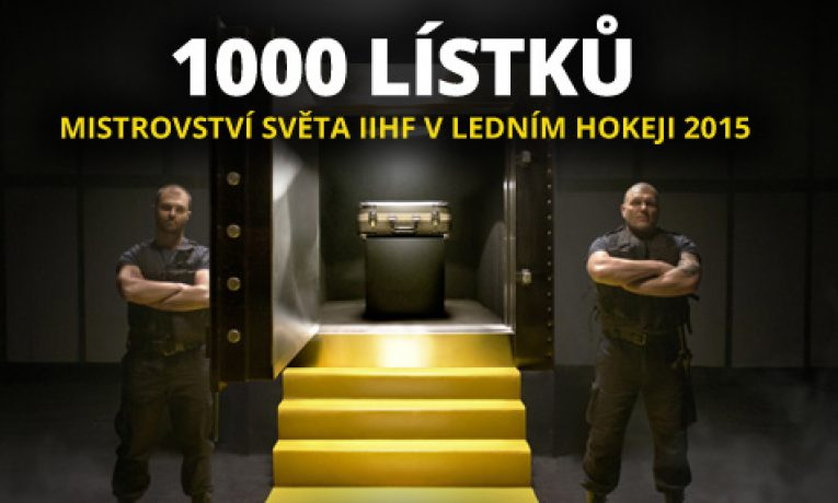 6a5a1a67a0c62 Fortuna rozdává 1000 lístků na MS IIHF v ledním hokeji 2015 a 1 000 000 Kč