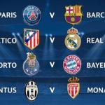 Kdo lépe zvládne první zápasy čtvrtfinále Ligy mistrů?