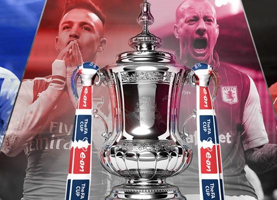 Jak úspěšně sázet na semifinále FA Cupu?