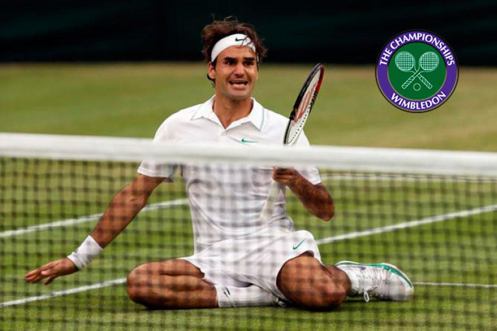 Kdo chodí kdo v tenisu