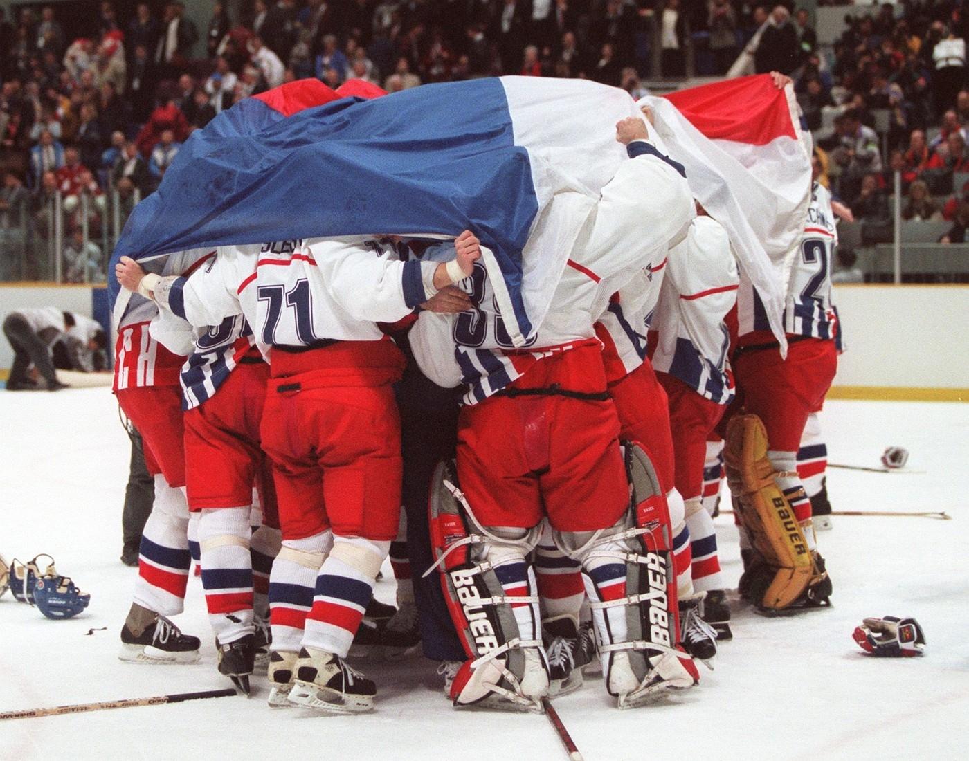 Hokejové legendy se vrací na led, vznikla mezinárodní liga veteránů!
