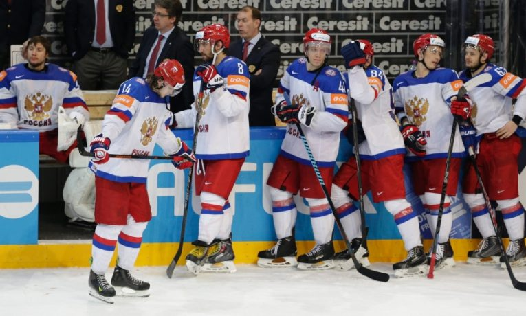 Hokejový skandál v Praze nebyla náhoda, Rusové za něj zaplatí
