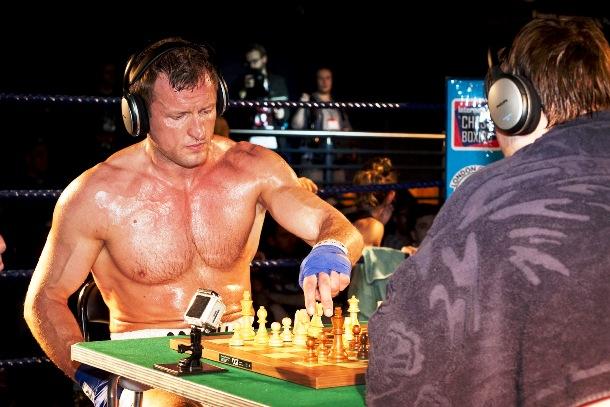 Šachové boxování