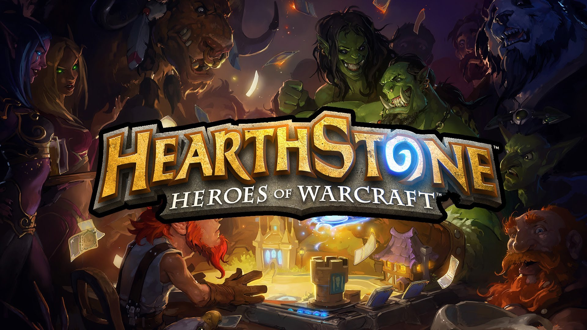 Vsázení na Hearthstone: Heroes of Warcraft