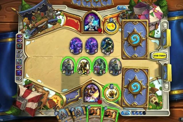 Vsázení na Hearthstone: Heroes of Warcraft