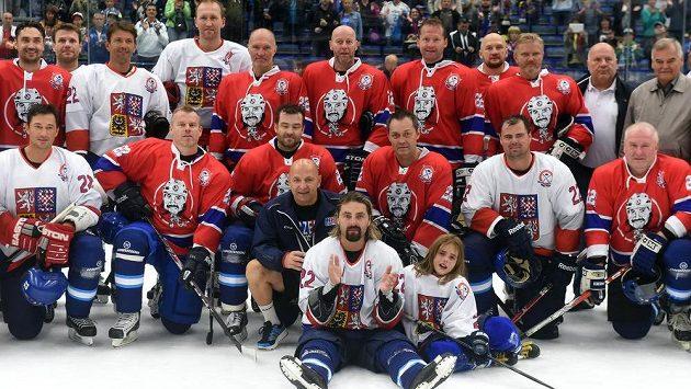 Hokejista Moravec se rozloučil s hokejovou kariérou ve velkém stylu