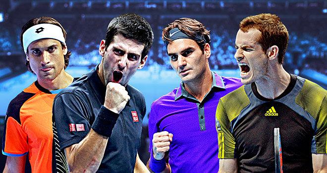 Představení Turnaje mistrů ATP (2015)