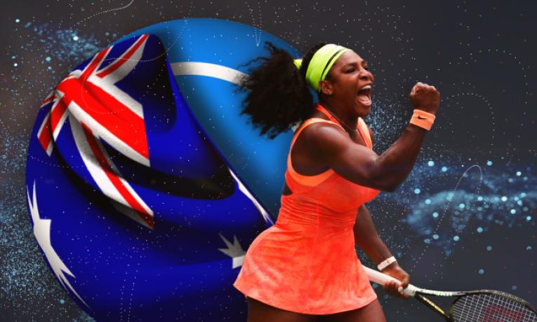 Představení WTA Australian Open 2016