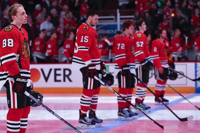 Playoff NHL: Kdo by mohl postoupit?