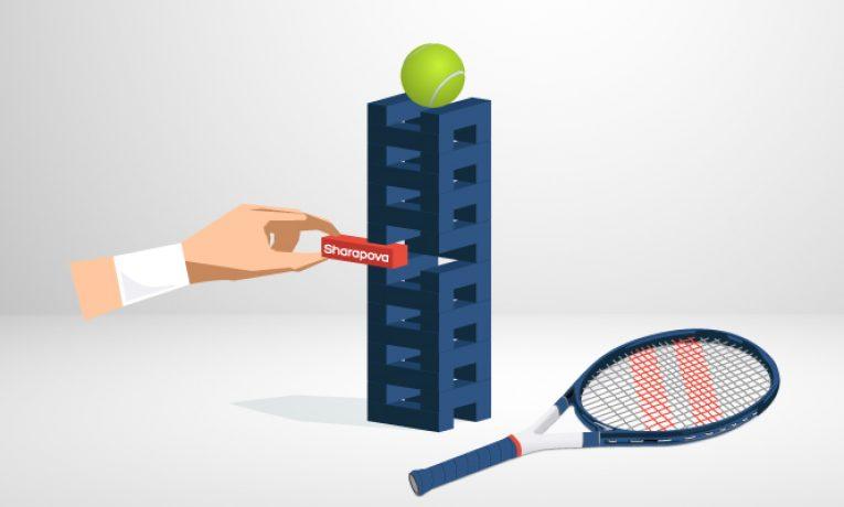 Jak se pozitivní dopingový test Marie Šarapové odrazí na WTA?