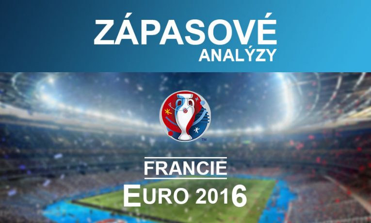EURO 2016: zápasové analýzy