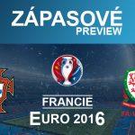 EURO 2016: Portugalsko – Wales (6.7.)