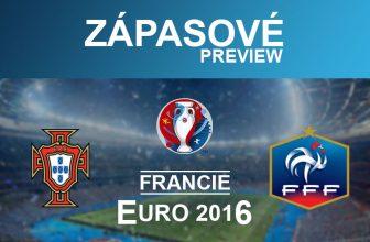 Finále EURO 2016: Portugalsko – Francie (10.7.)