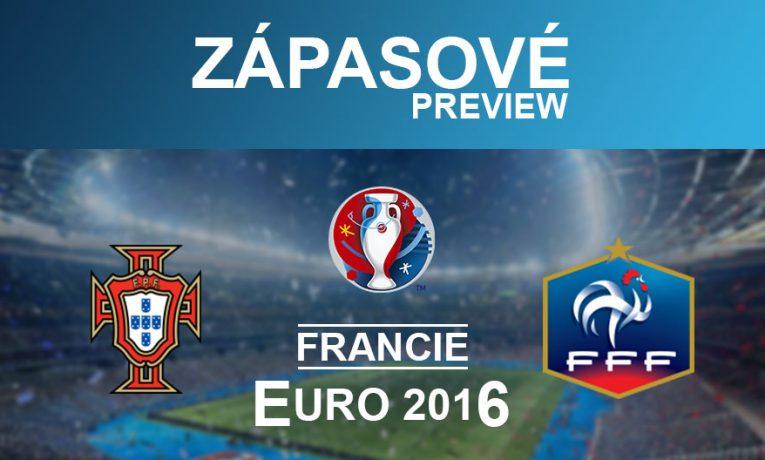 EURO 2016: Portugalsko – Francie (10.7.)
