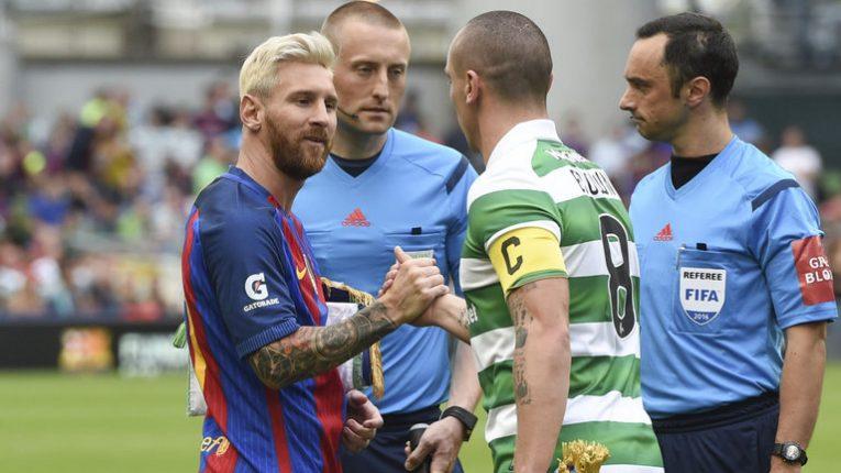 Barcelona chce proti Celticu napravit ostudu