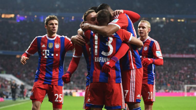 Bayern Mnichov čeká bonbónek: FC Rostov