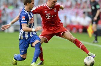 Bayern vs Hertha: Souboj druhého se třetím