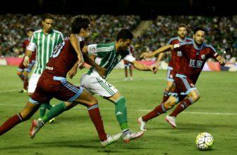Real Sociedad s Realem Betis