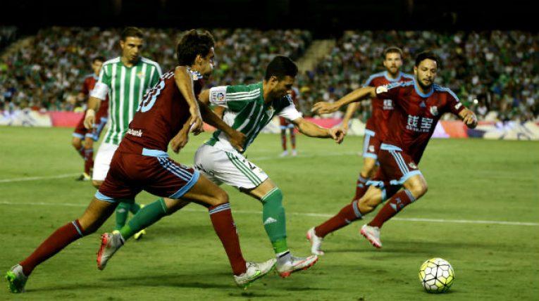 Real Sociedad - Real Betis