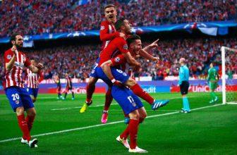 Atlético Madrid si brousí zuby na Bayern Mnichov