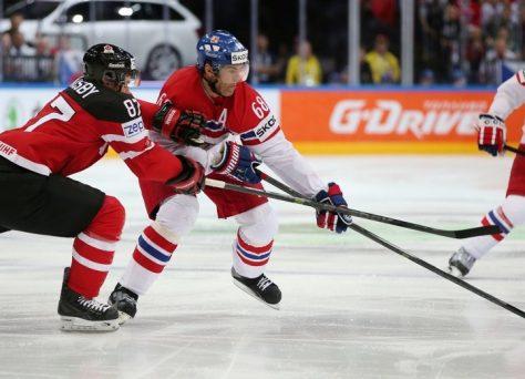 Češi na Světovém poháru odstartují duelem s nažhavenými Kanaďany