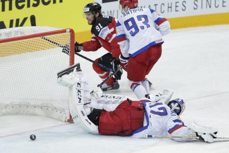 Kanadská mašina na Světovém poháru vyzve Rusko