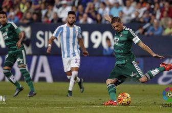 Malaga na Realu Betis