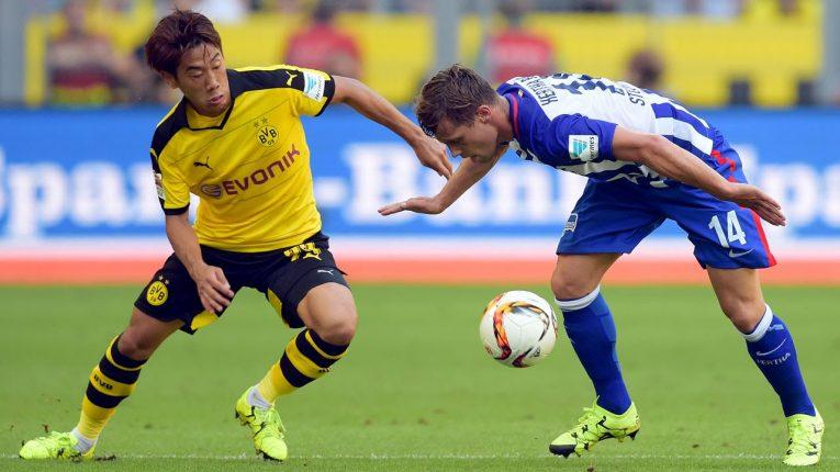 Duel Dortmund vs Hertha nabídne souboj o 2. místo