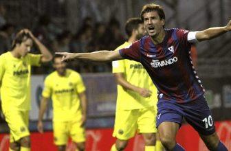 Villarreal jede na Eibar dohnat čelo tabulky