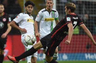 Gladbach vs Frankfurt: Náhradníci na plac!