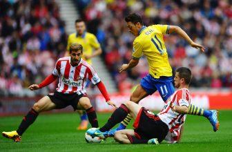 Nulový Sunderland hostí rozjetý Arsenal