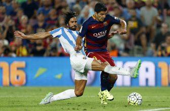 Barcelona doma přivítá Malagu