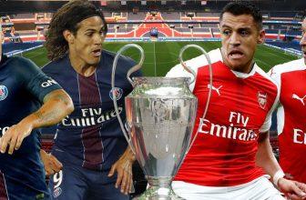 Gunners přívítají Pařížany