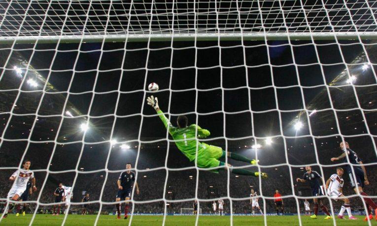 Fotbal: Kde padá nejvíc gólů?