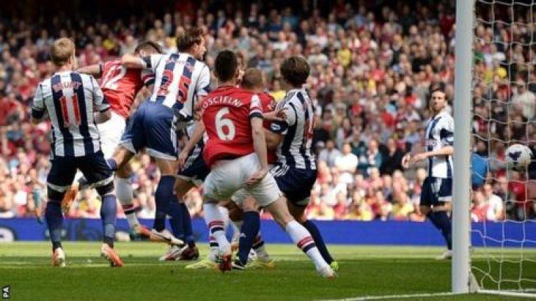Arsenal - West Brom