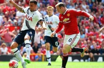 Red Devils proti Spurs