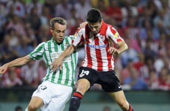 Betis Sevilla doma s Athleticem Bilbao