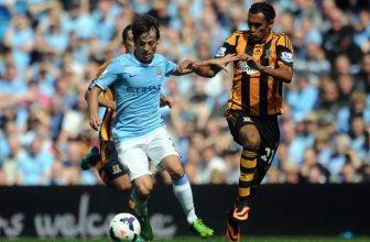 Hull City se City z Manchesteru